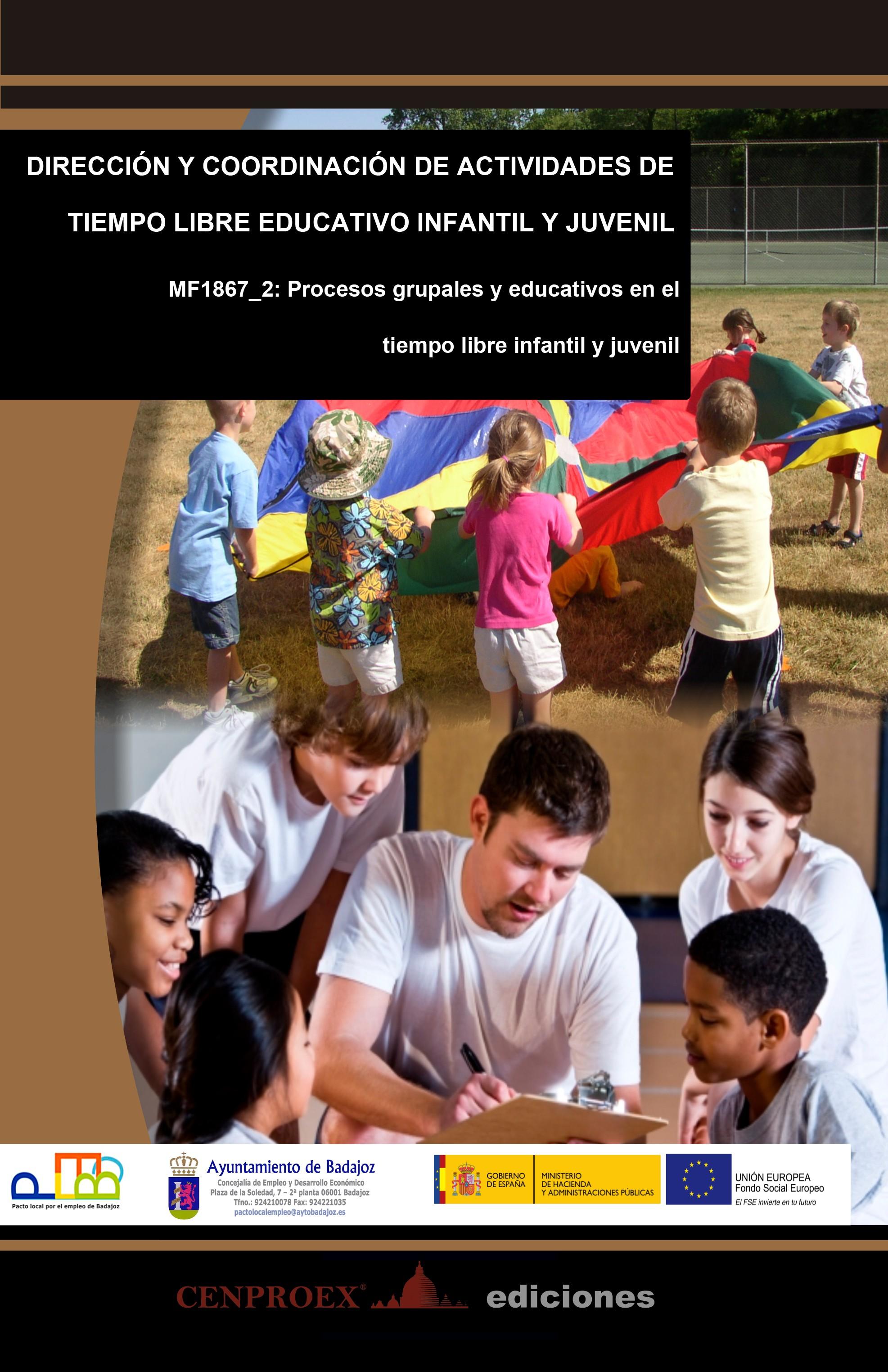 102. Dirección y Coordinación de Actividades de Tiempo Libre Educativo Infantil y Juvenil