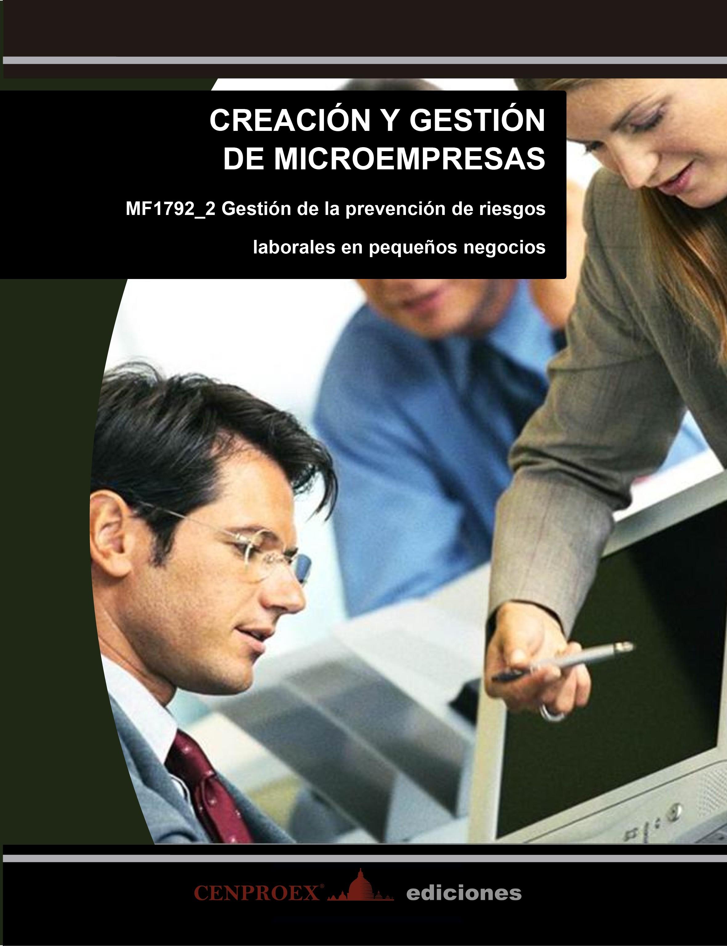 113. Creación y Gestión de Microempresas