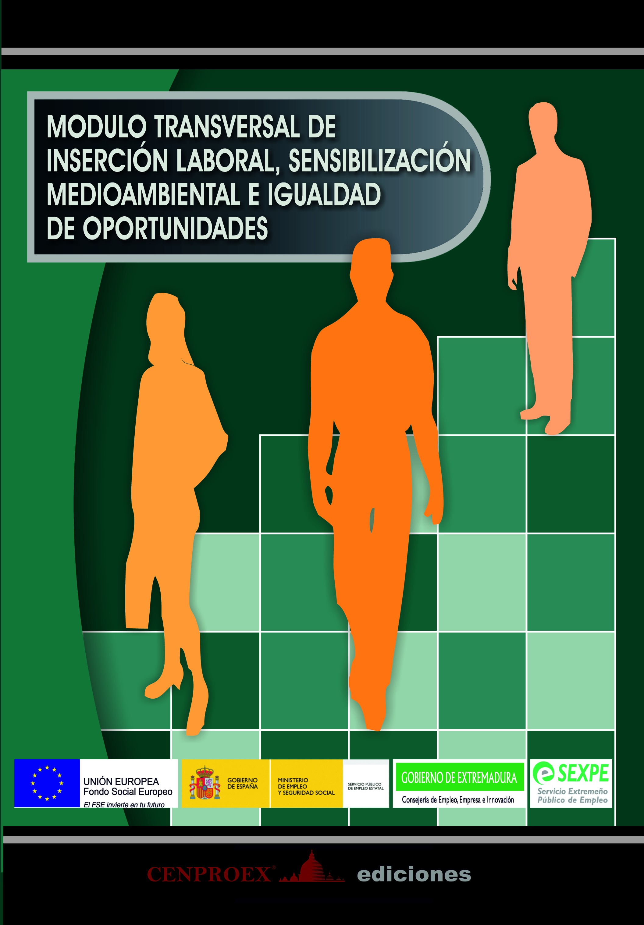 115. Módulo Transversal de Inserción Laboral, Sensibilización Medioambiental e Igualdad de Oportunidades