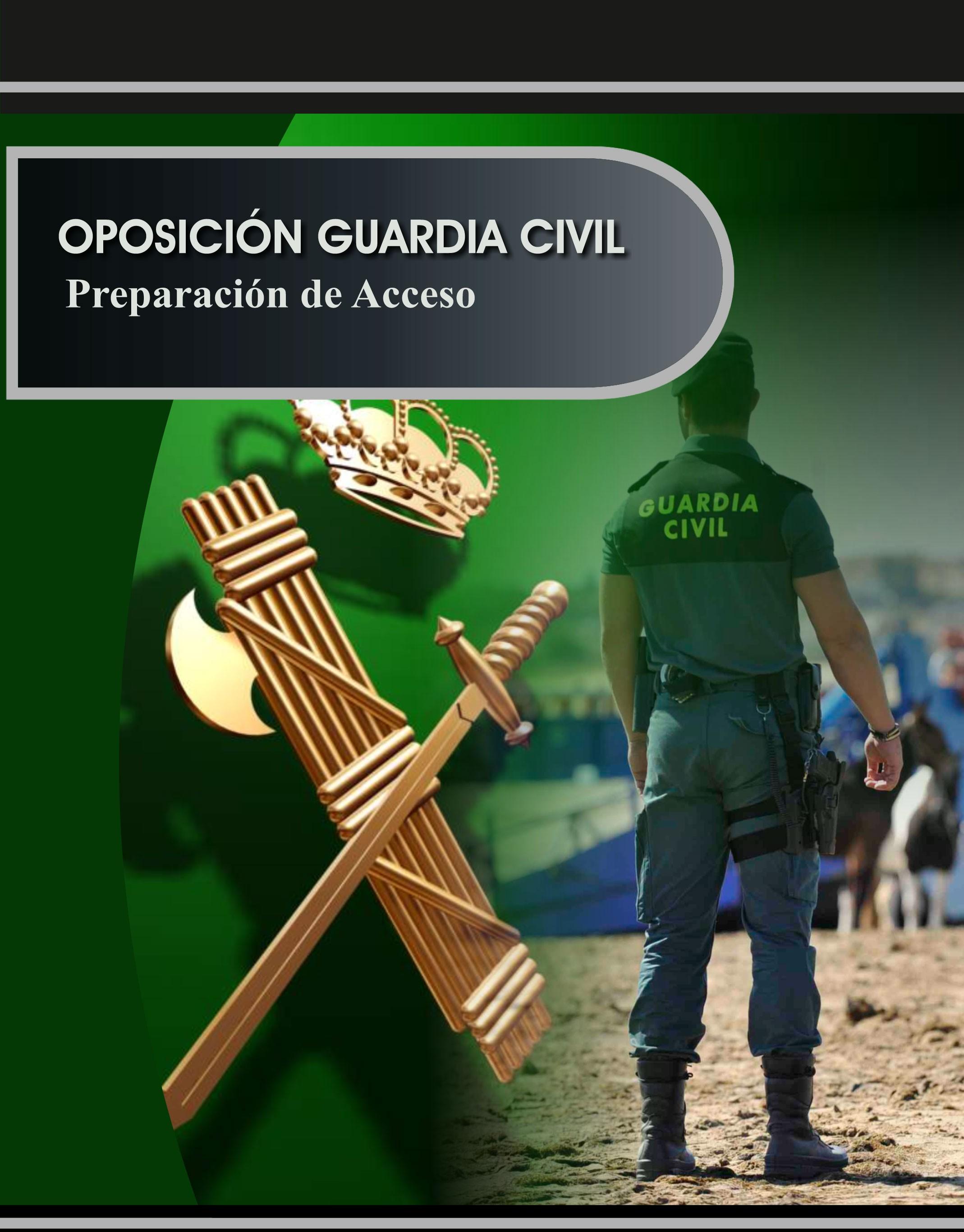 703. Acceso Escala Básica del Cuerpo de la Guardia Civil.