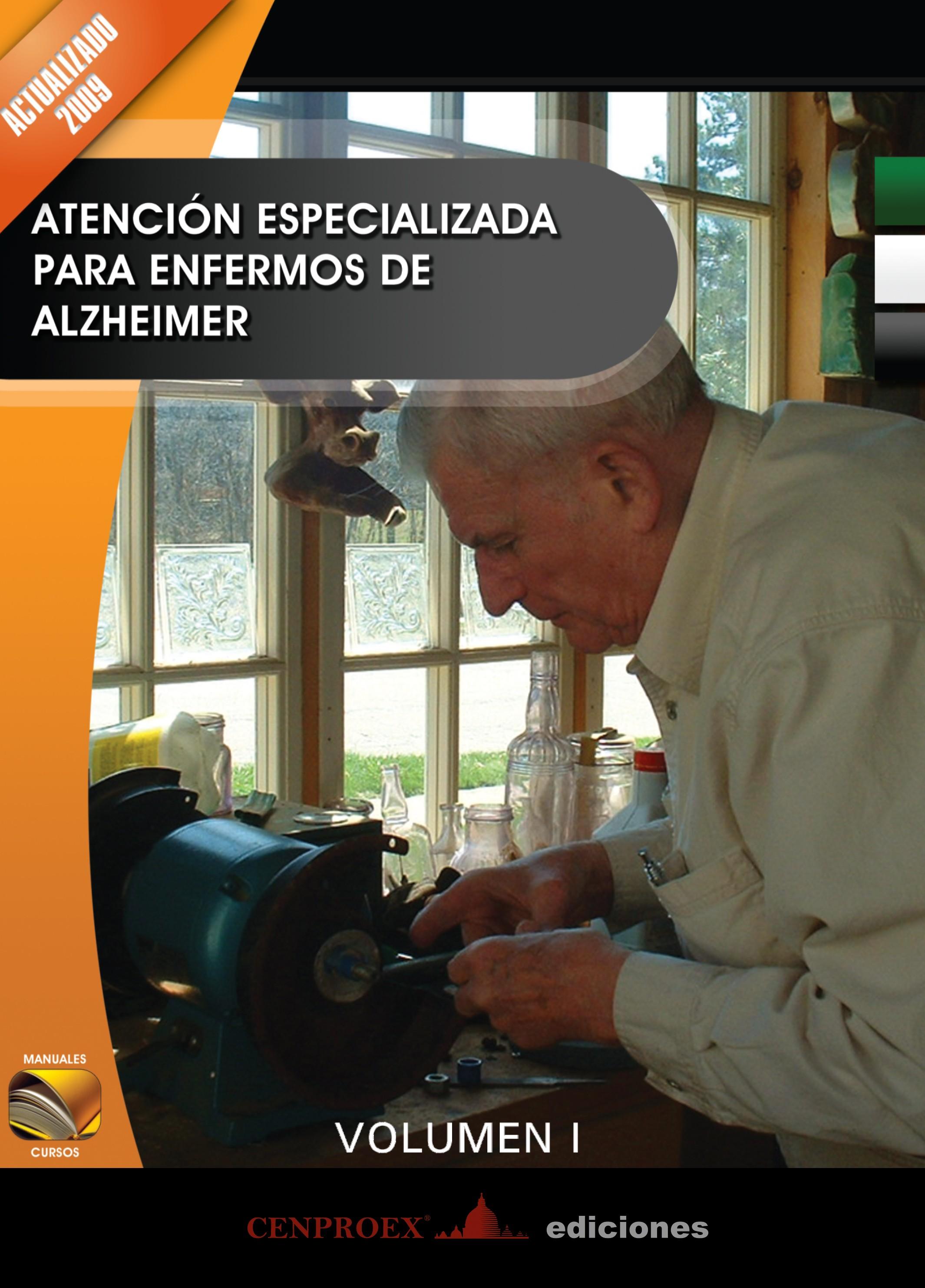 116. Atención especializada para enfermos de Alzheimer