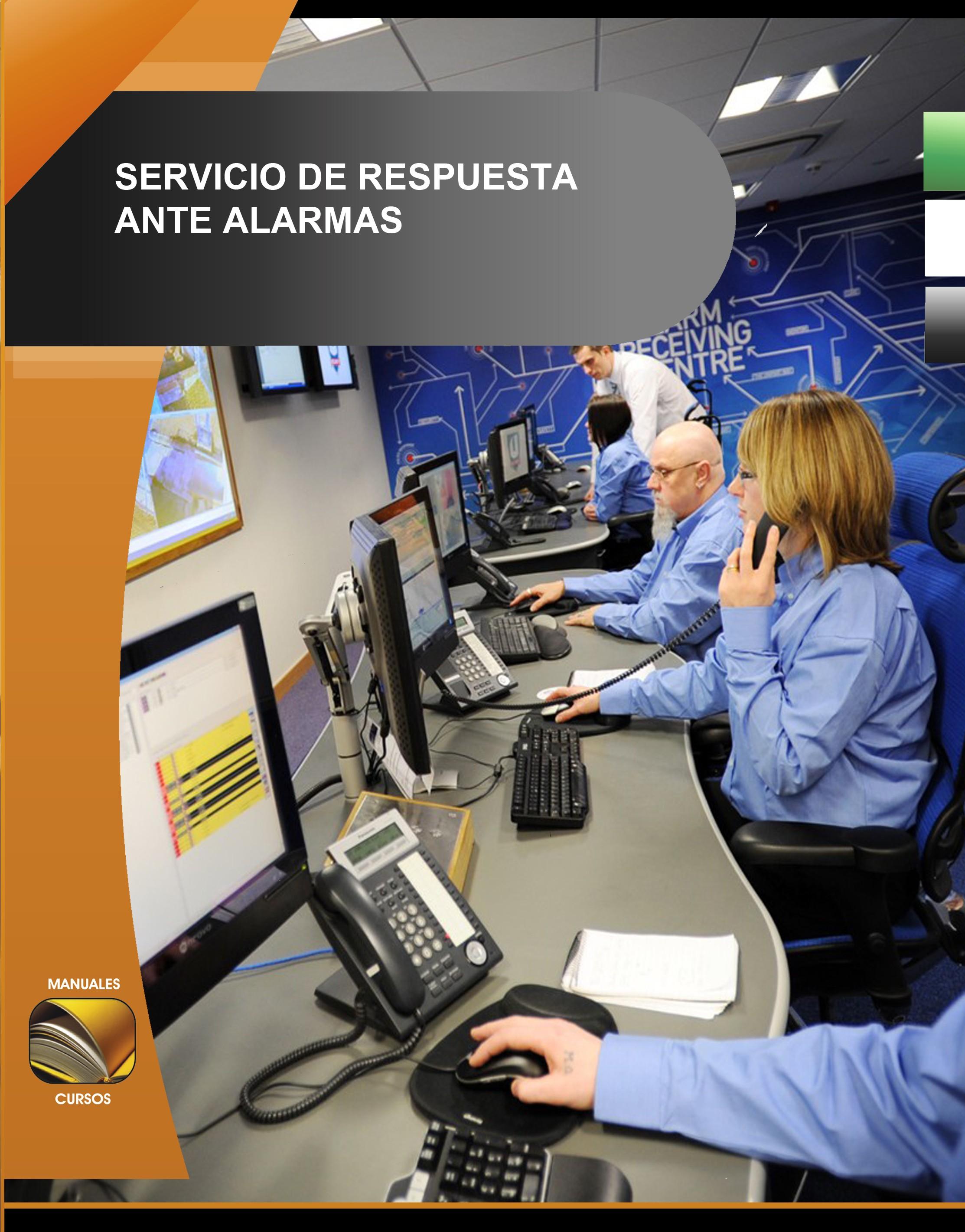 023. Servicio de Respuesta ante Alarmas