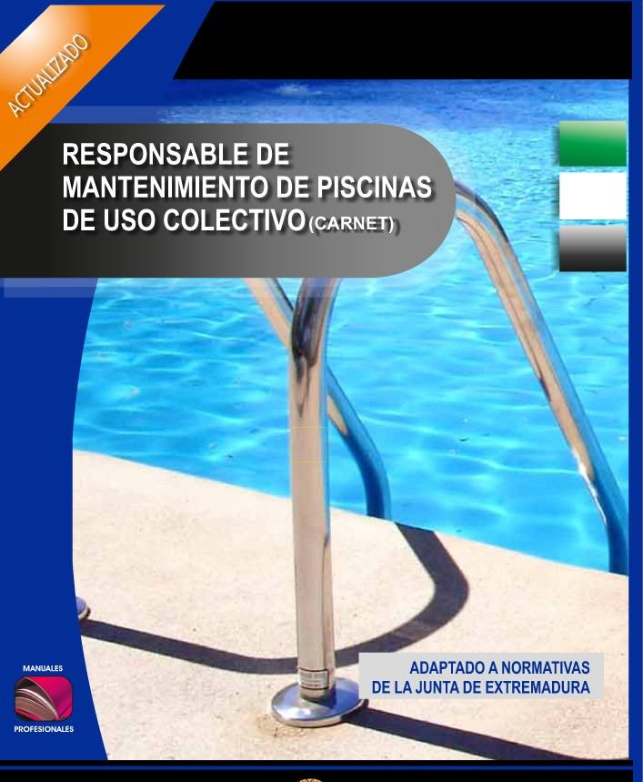 Responsable mantenimiento de piscinas for Mantenimiento de piscinas