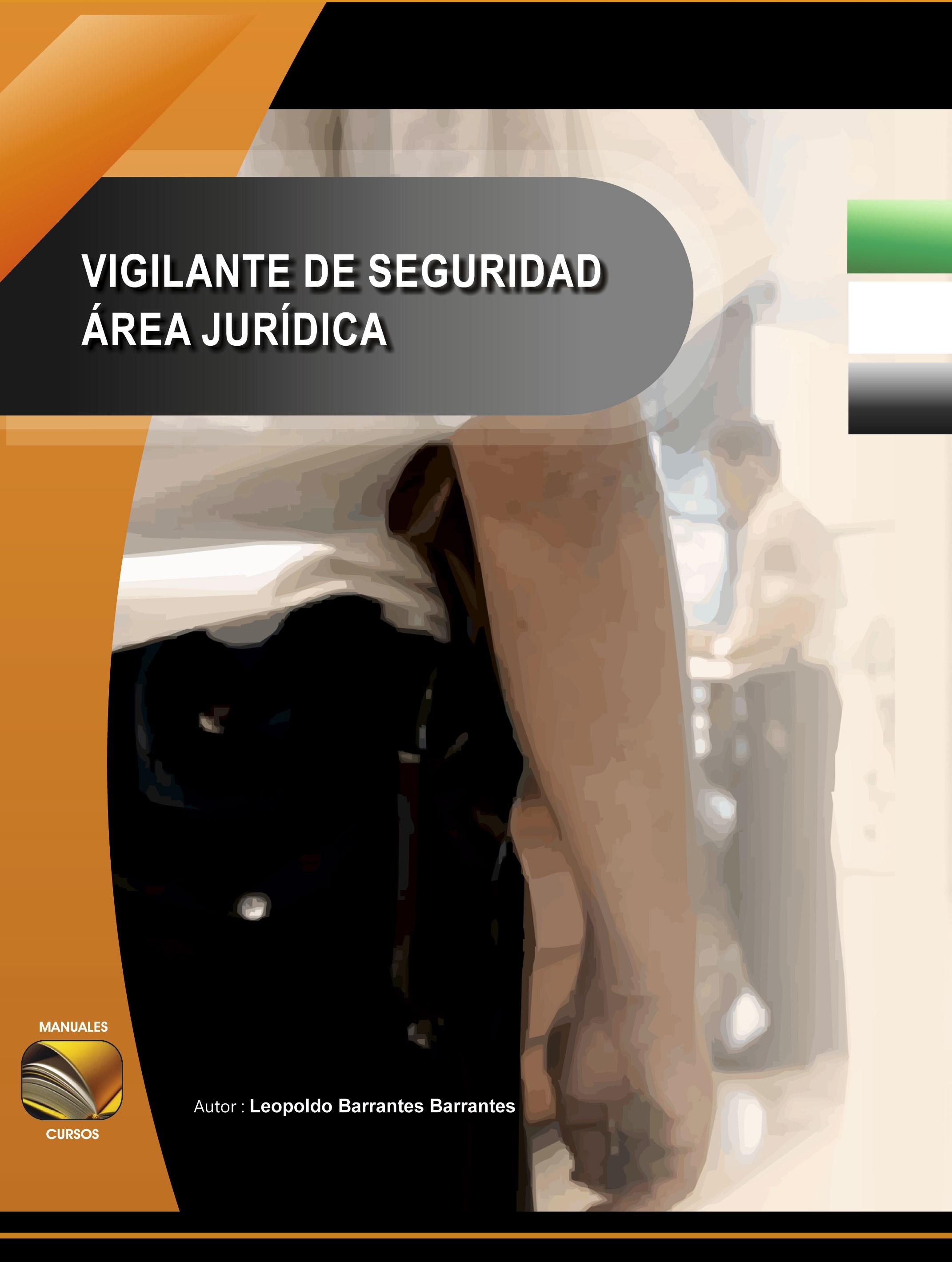 006. Jurídica de seguridad Privada.