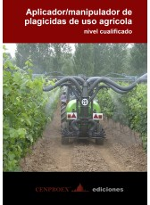 602. Aplicador/manipulador de plagicidas de uso agrícola. Nivel Cualificado