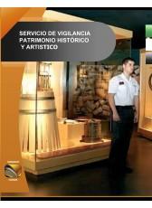 015. Servicios de Vigilancia en Patrimonio Histórico y Artístico